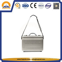 Cartera de negocios de aluminio con cerradura de combinación (HL-5218)
