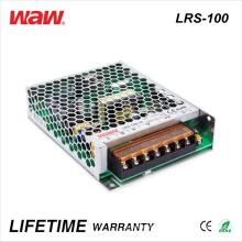 Lrs-100 SMPS 100W 24V 4A Ad/DC LED Driver