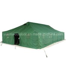 Pole Style Army Zelt in hochwertiger Baumwolle