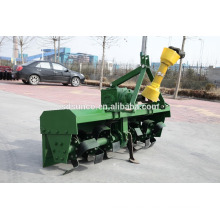 Rotary cultivator for farm machine tractor