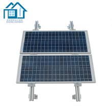Регулируемая алюминиевая сталь панель солнечных батарей PV Конструкция крепления