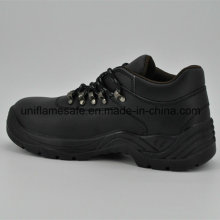 Ufb034 Black Executive Safety Shoes Industrial safety Shoes