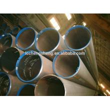 black Welded steel pipe from Chengsheng steel