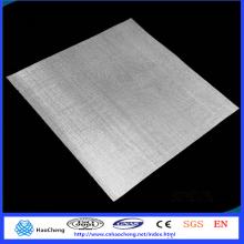 Malla de alambre tejida del electrodo de plata pura de 80 micrones