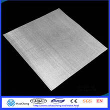 80 micron pure silver electrode woven wire mesh