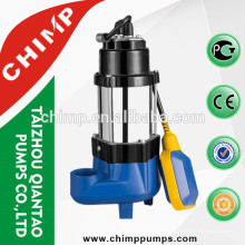 V180Q 0.25hp small size powerful dirty water submersible pump price
