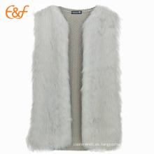 Chaleco de invierno Cardigan Sweater Chaleco para mujeres