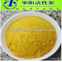 30% de cloreto de polialumínio em pó amarelo para tratamento de água