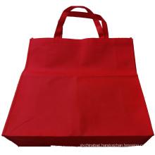 OEM ODM Reusable Shopping Bag Non Woven Glossy Laminated Tote Bag Wholesale reusable non woven bag