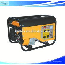 Belten Tous les types de générateur silencieux Cep Prix de 8500w Générateur d'essence