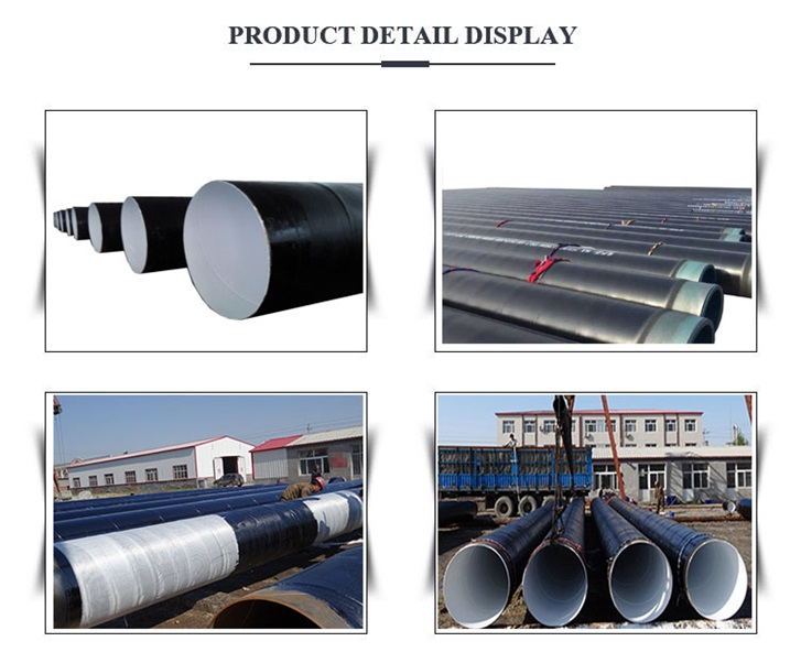 api 5l x52 psl1 erw pipes display