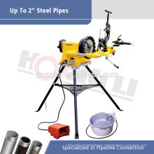 """SQ50D 2"""" stainless Steel Pipe chasing machine"""