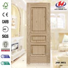 JHK-M03 Specially 2016 Convex Laminate Ash Moulded Veneer Door Skin China Manufacture