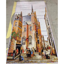 Art Mosaic Picture Wall Tile (HMP887)