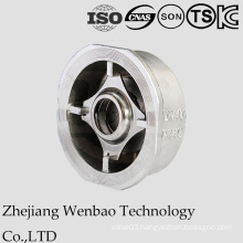 DIN Stainless Steel Wafer Check Valve with CF8 for Industry