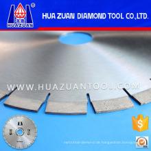 Huazuan 14 Zoll Flush Schneidklinge Granit Diamant Sägeblatt für Verkauf