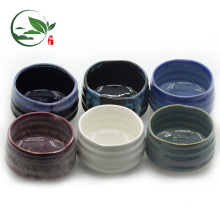Large Ceramic Mixing Matcha Tea Bowls Set