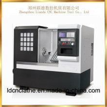 Baixo preço convencional do torno do CNC da cama da promoção Ck80 baixa