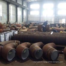 Fabrication de tubes de cintrage de rouleaux formant un rouleau