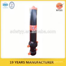 Quality assured hydraulic telescopic dump hoist cylinder