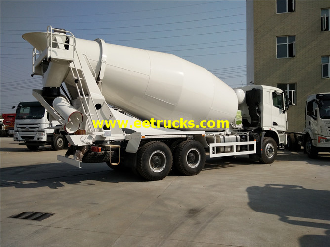 16000L Cement Delivery Trucks