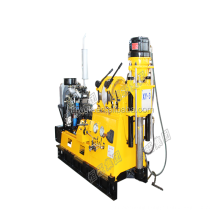 HW-230 portable deep Borehole drill rig for 150M depth water well drilling rig