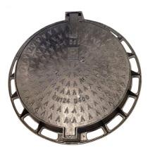 Round manhole cover D400 ductile iron