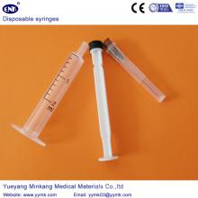 Jeringa estéril desechable con aguja 2ml (ENK-DS-068)