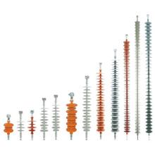Aislante compuesto de polímero de suspensión