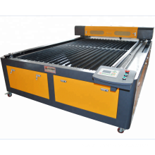 CNC Laser cutting machine and CO2 laser cutter 1325 for Non-metal wood plywood fabric leather Ruida offline