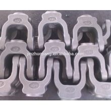 China factory OEM service precoated stainless steel sand casting