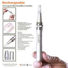 Neueste wiederaufladbare medizinische Mikronadel Derma Kugelschreiber (ZX12-060)