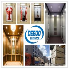 Spacesaving Innovative Residential Passenger Elevator