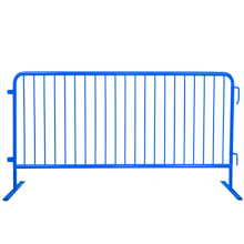 Heavy Duty Interlocking Steel Barricade för konserter