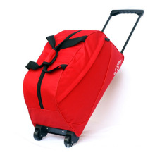 600d Polyester Promotional Rolling Duffle