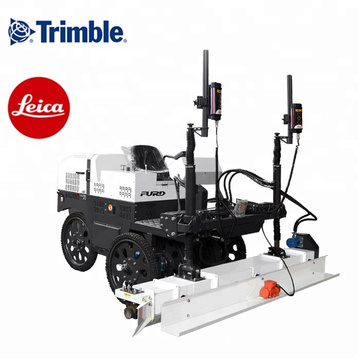 Ride On Laser Guided Leveling Machine with Honda Engine