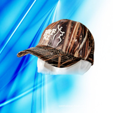 100% Polyester Man′s Camouflage Cap