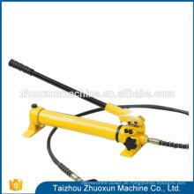 Mode Design Edelstahl Test Hohe Qualität Manuelle Hydraulikzylinder Pumpe