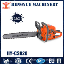 58cc High Efficient High Quality Wood Cutting Chainsaw From China
