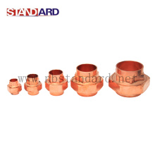 Copper Fittings with Plated