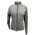 Ladies Knit Komfortable Dri Fit Activewear Jacke