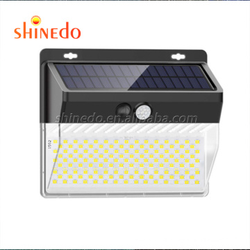 Motion Sensor Lights 262LED Spotlight 5W Outdoor IP65 Waterproof Solar Flood Light for Home
