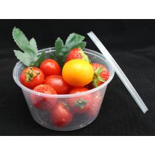 450 Мл 500 Мл 650 Мл Одноразовые Пластиковые Контейнеры Для Пищевых Продуктов