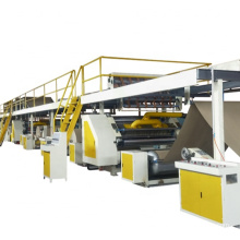 XingLong 1600 5 ply corrugated cardboard production line