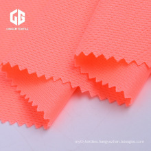 Recycled Polyester Yarn Mesh Fabric For Sports Uniform