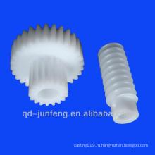 Подгонянная пластичная шестерня глиста