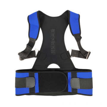 Straightener Posture Support Belt Providing Pain Relief From Neck Back