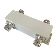 550-6000MHz 4.3-10 Female 2in 2out Hybrid Coupler / 2: 2 Combiner