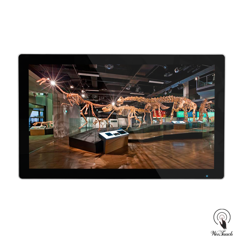55 Inches Digital Signage Kiosk For Museum