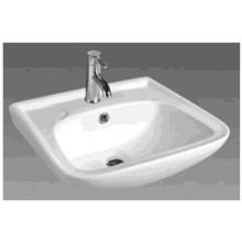 D607 cerâmica bacia retangular do banheiro